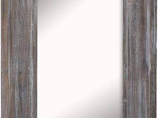 Barnyard Designs long Decorative Wall Mirror 36x24