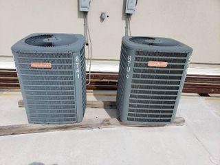 lot  2  Rtu air units