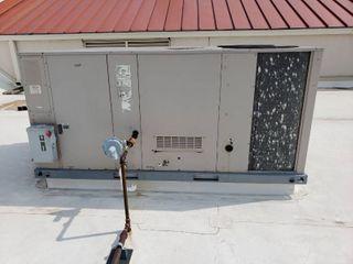 2010 lennox 7 5 ton KGA092S4BM1G Gas rooftop unit
