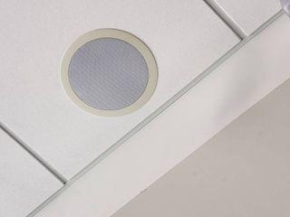 4 speakers in ceiling