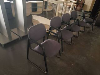 lot of chairs and fixtures