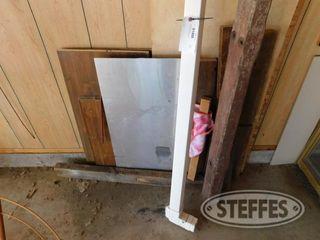 Misc Wood Gutter Spout 1 jpg