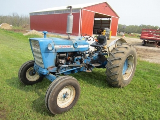 Heavy Equipment, Farm Machinery, Vehicles, and Lawn/Garden Items