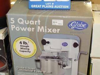 5qt  Planetary Mixer