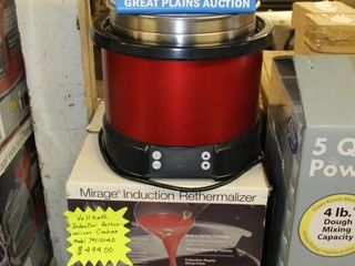 Vollrath Induction Rethermalizer Cooker