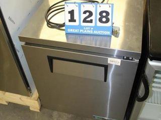 Reach In Undercounter Freezer