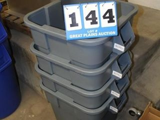1ea  Commercial Waste Container