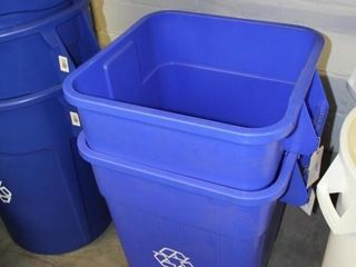 1ea  Garbage Can