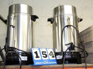 2ea  Coffee Percolators