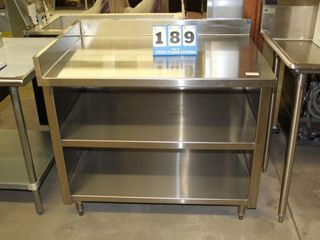 Fabricated Counter