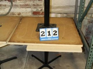 2ea  Tables with Bases