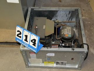 Refrigeration Unit in Working Condition