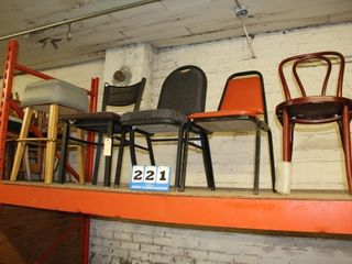5ea  Assorted Chairs