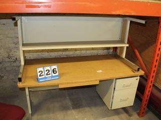 Desk w Office Chair