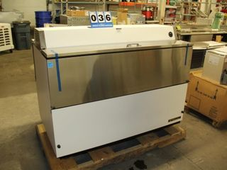 Dual Sided Milk Cooler