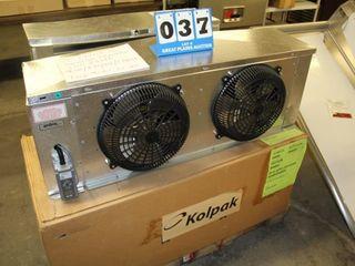 low Temperature Evaporator  Freight Damaged