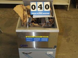 Gas Floor Fryer