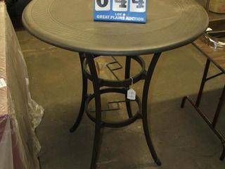Bar Top Table