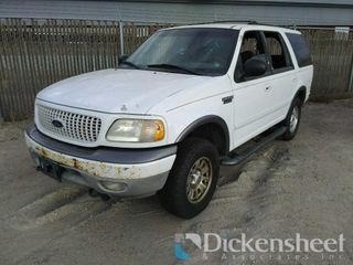 2000 FORD EXPEDITION UP 1FMRU1666YLC24165