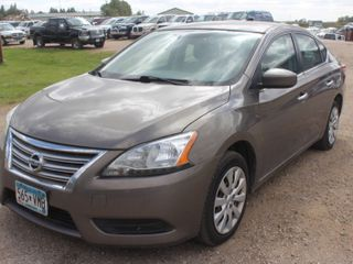 2015 Nissan Sentra FE- 2 Owners