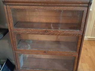 3 Stack lawyers Barrister Bookcase