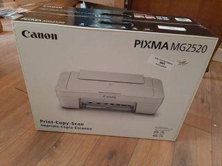 Canon PIXMA MG2520   multifunction printer  color