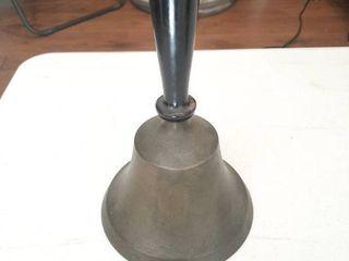 Brass Teachers Bell