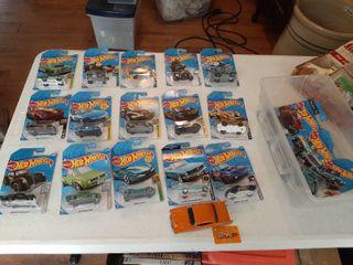 Assorted Hotwheels