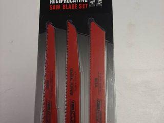 9 Pcs Reciprocating Saw Blades Set 6