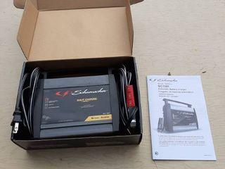 Schumacher SC1301 6A 6V 12V DOE Automatic Battery Charger