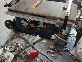 Ryobi 10  Portable Table Saw