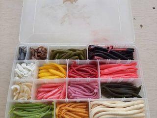 Plano Organizer Box with Fishing Tackle