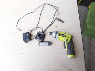 Ryobi Tek4 Drill with Battery and Charger