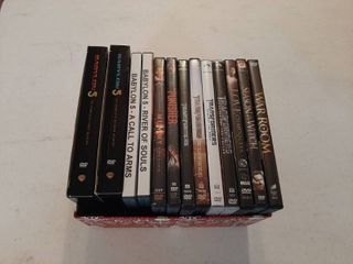 DVDs   Babylon 5 and Transformers