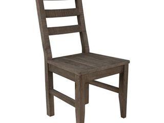 Wooden Dining Chair   Broken leg