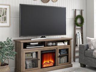 Avenue Greene Garnett Fireplace TV Stand
