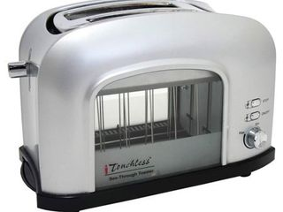 iTouchless See Through Automatic Toaster