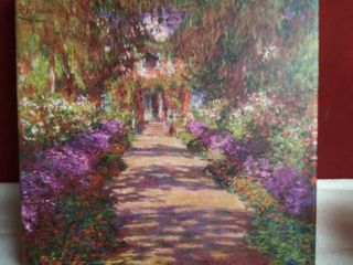 Artwall Garden Painting