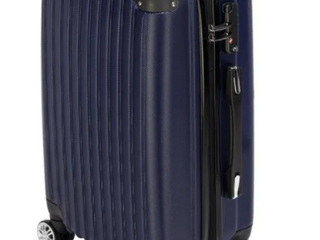 20  Carry On Waterproof Spinner luggage Travel Business Suitcase Rolling Wheels