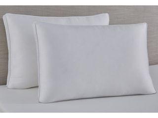 Slumber Solutions Charcoal Memory Fiber Pillow