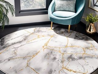 Safavieh Craft Paul Abstract Marble Area Rug or Runner