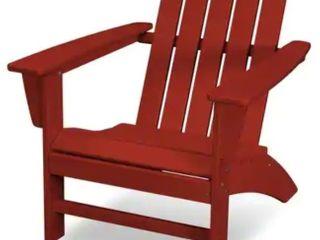 POlYWOOD Kahala Adirondack Chair Red