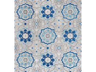 JONATHAN Y Mediterranean Medallion Area Rug 8x10 Retail 162 99