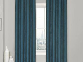 Eclipse Clara Thermaweave Blackout Window Curtain