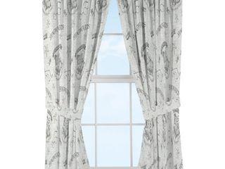 Harry Potter Spellbound 84  Curtain Drapery Set