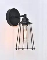 Elodie 1 light Wall Sconce