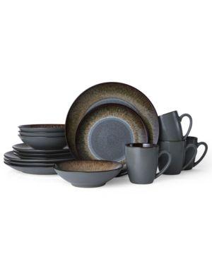 Pfaltzgraff Monroe 16 Pc  Dinnerware Set  Service for 4