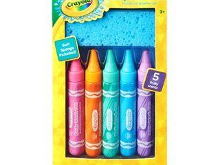 Crayola Bath And Body Gift Sets   Trial Size   5 fl oz 5ct
