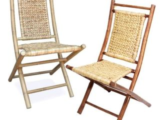 Heather Ann Bamboo Goulding Chairs