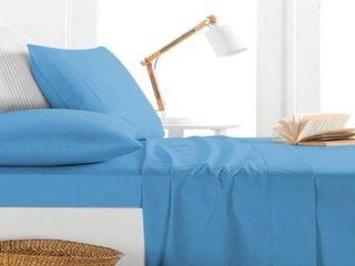 Milano Collection Egyptian Qualitu Cotton Sheet Set Twin Xl